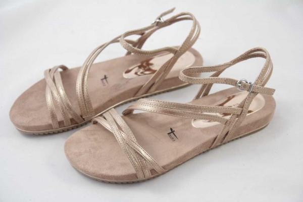 Tamaris Wortmann 4959 Sandale Old Rose Metallic 1-28112-22 556