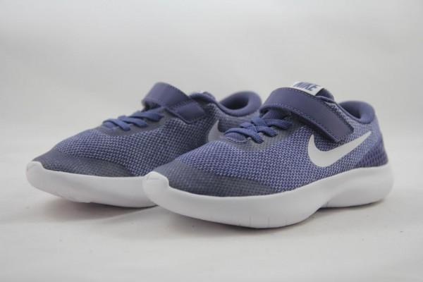 Nike Experience RN 7 (PSV) Jungen Sneaker Sportschuh Klett blau