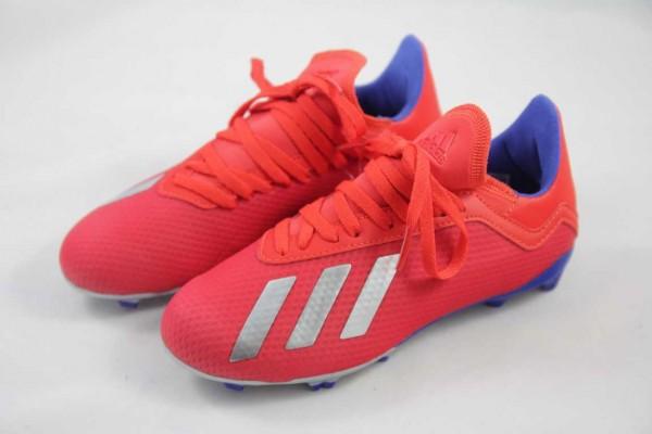 Adidas X 18.3 FG J Soccer Fußball Football