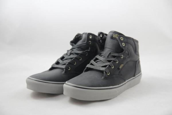 Vans Winston Hi Jungen Sneaker High black/dull