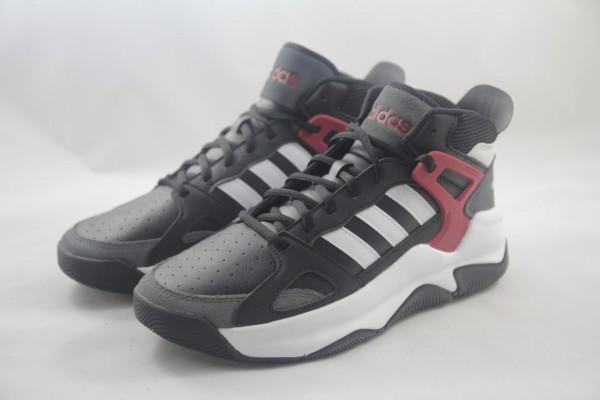 Adidas Streetspirit Basketball Men Mid black