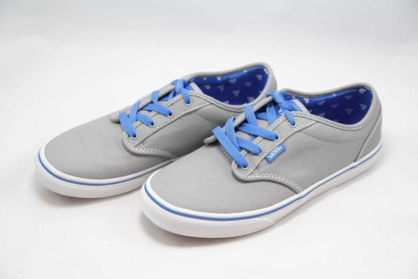 Vans Atwood Windsor Sneaker Jungen canvas blue white