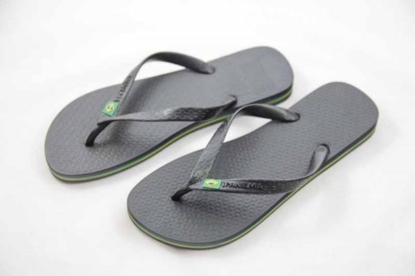 Ipanema Flip-Flops Classica Brasil schwarz
