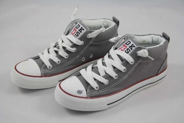 Dockers Sneaker Canvas Grau Artikel 34HE203