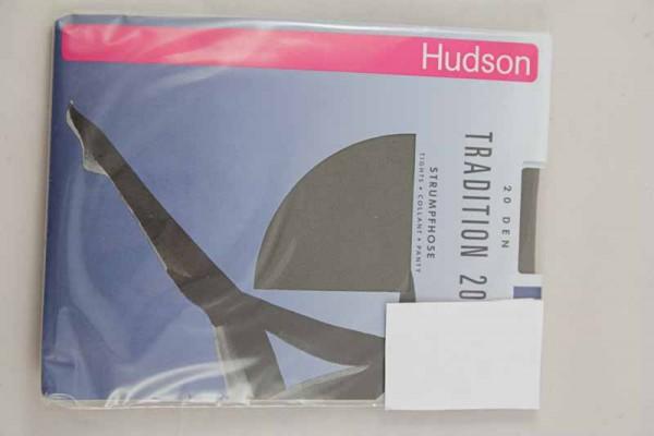 Hudson Strumpfhose TRADITION 20 - 20 DEN Artikel 259 Graphit
