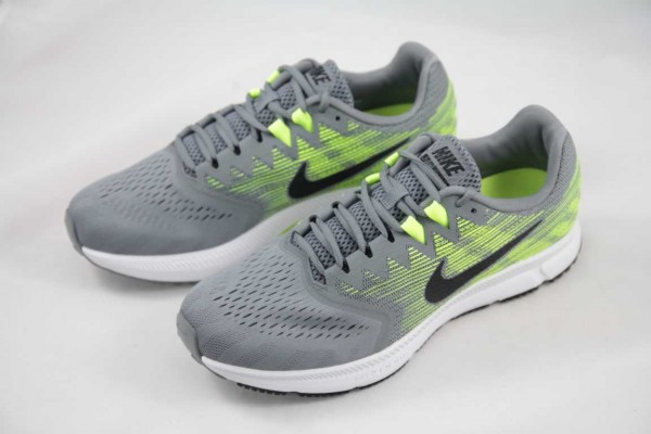 Nike Zoom Span 2 Cool Grey Black Volt Sport