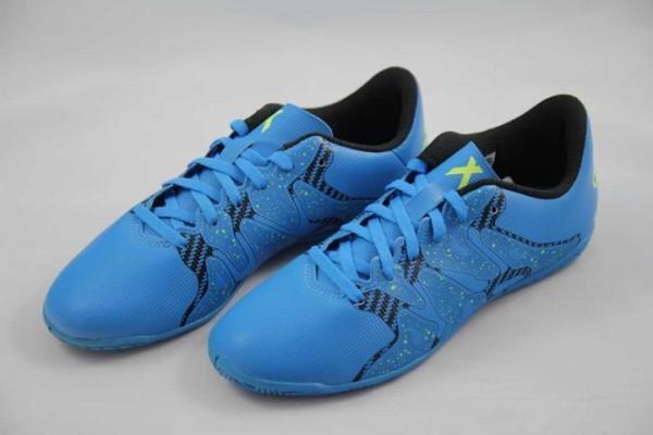 Adidas X 15.4 IN Fussballschuhe Schuhe Fußball Halle Indoor Hallenschuhe S77886