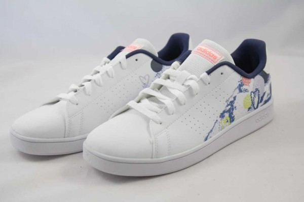 Adidas Advantage K Mädchen Sneaker weiss