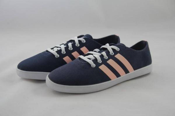Adidas Neo QT VULC VS W Damen Sneaker blau Canvas F99466