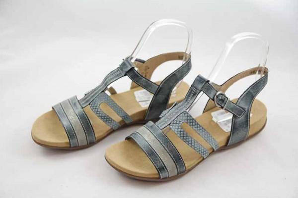 Rieker Teens Sandale Blau K2248-14 Mädchen