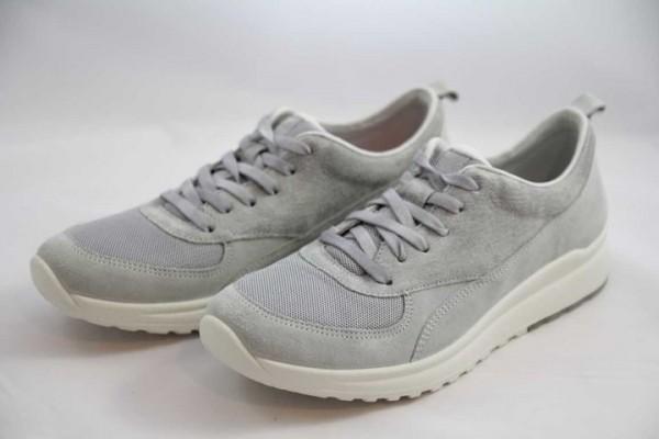 Legero Marina Damen Schnürhalbschuhe Sneaker grau