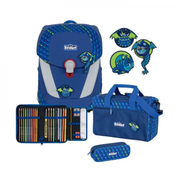 SCOUT SUNNY II 4-SET, SNAPS/Flying Monsters