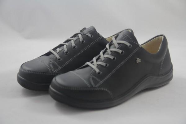 Finn Comfort SOHO Damen Halbschuh Sneaker schwarz 2743