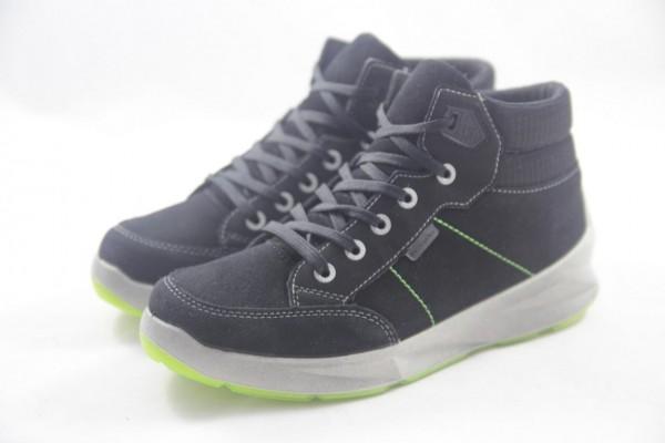 RICOSTA Preston Jungen Sneaker Stiefel schwarz tex