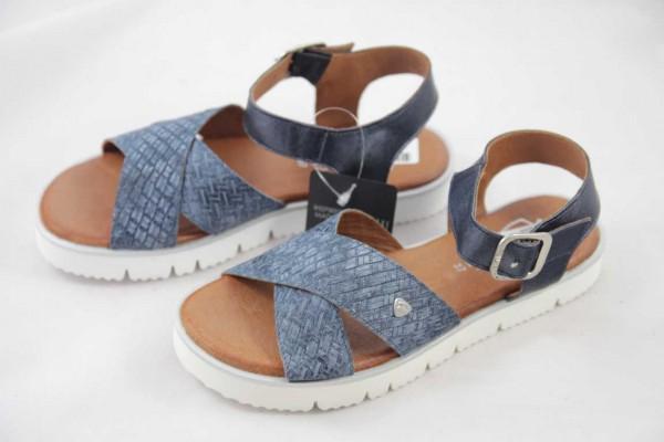 Bruno Banani Da.-Schuh Sandale in 875 jeans