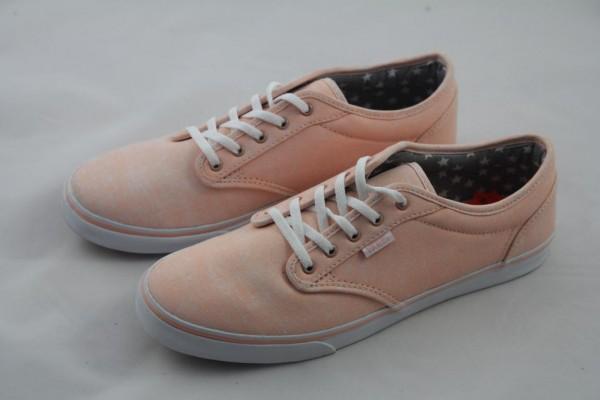 Vans Damen Sneaker Atwood Low Canvas peach / orange