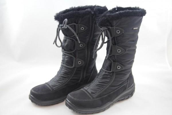 Gabor Damen Stiefel schwarz Gabor-Tex