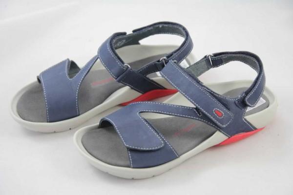 Wolky TARGET Damen Sandale 1125-282 denim