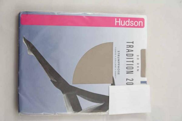 Hudson Strumpfhose TRADITION 20 - 20 DEN Artikel 259 muschel
